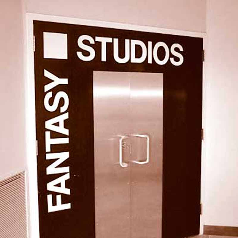Fantasy Studios - world class recording